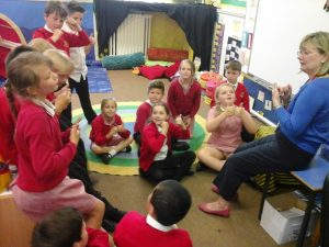 Stepgates Community Primary - Exploring humility in everyday life situations