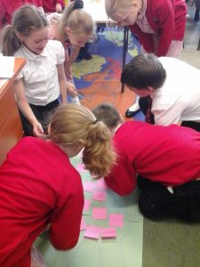 Stepgates Community Primary - Y4 & Y5 Creating The Ideal humble person