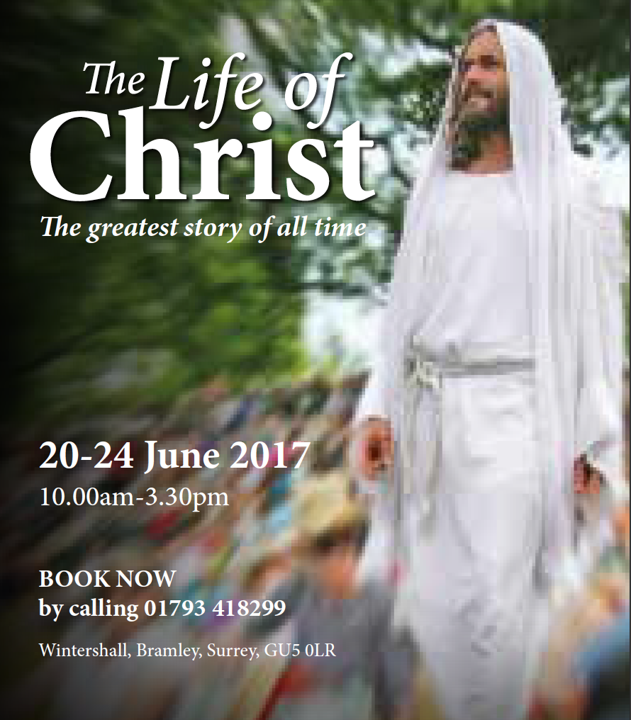 The Life of Christ 2017 PDF