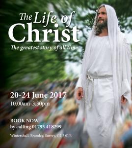 2017 Life of Christ